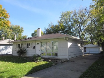 2029 N Dequincy Street, Indianapolis, IN 46218 - #: 21606130