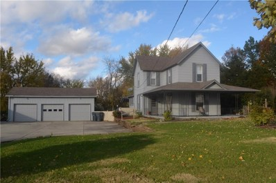 1124 W 38th Street, Anderson, IN 46013 - #: 21606142