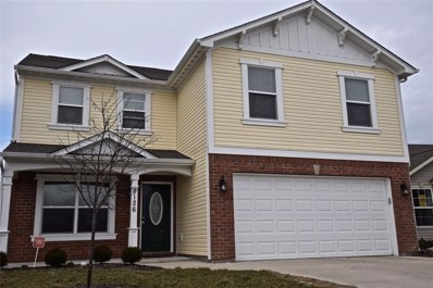 8126 Fisher Bend Drive, Indianapolis, IN 46239 - #: 21606219