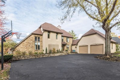 3730 Haverhill Drive, Indianapolis, IN 46240 - #: 21606258