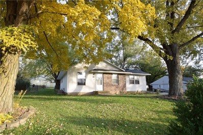 1206 N Lake Vista Drive, Crawfordsville, IN 47933 - MLS#: 21606262