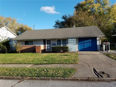 3231 Norwich Lane, Indianapolis, IN 46224 - #: 21606273