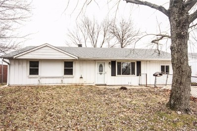 4403 Dubarry Road, Indianapolis, IN 46226 - MLS#: 21606342