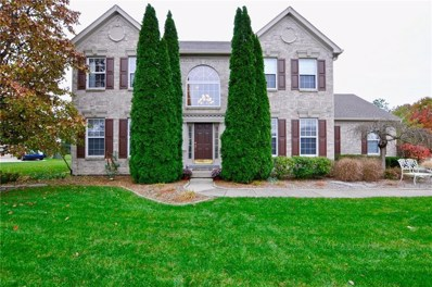 10869 Picket Fence Place, Fishers, IN 46037 - #: 21606356