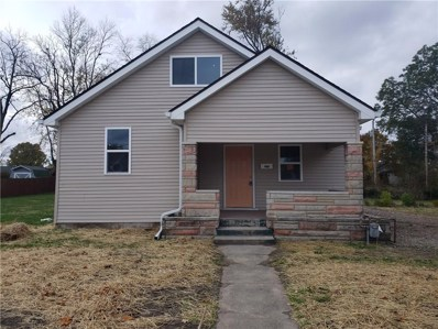 400 S Graham Street, Martinsville, IN 46151 - MLS#: 21606369