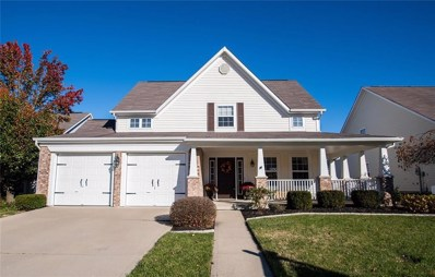 11048 Cowan Lake Court, Indianapolis, IN 46235 - #: 21606445