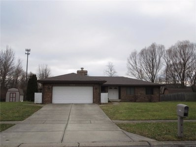 3065 Meridian Meadows Road, Greenwood, IN 46142 - MLS#: 21606451