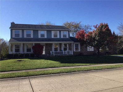 7738 Baywood Drive S, Indianapolis, IN 46236 - #: 21606452