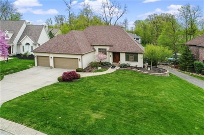 9011 Admirals Bay Drive, Indianapolis, IN 46236 - #: 21606509