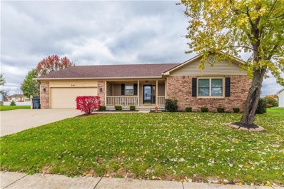 254 Leonainie Court, Greenfield, IN 46140 - MLS#: 21606541