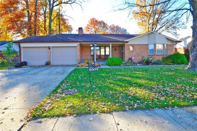 8503 E Skyway Drive, Indianapolis, IN 46219 - #: 21606596