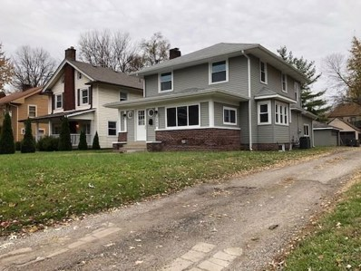 3640 Carrollton Avenue, Indianapolis, IN 46205 - #: 21606599