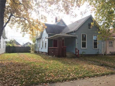 317 Iowa Street, Indianapolis, IN 46225 - #: 21606639