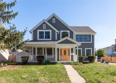 2517 N New Jersey Street, Indianapolis, IN 46205 - MLS#: 21606690