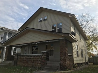 831 Lincoln Street, Indianapolis, IN 46203 - #: 21606701