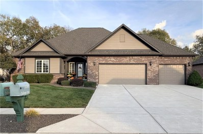 3381 Challenger Drive, Plainfield, IN 46168 - #: 21606735