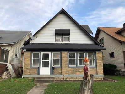 261 N Pershing Avenue, Indianapolis, IN 46222 - #: 21606810