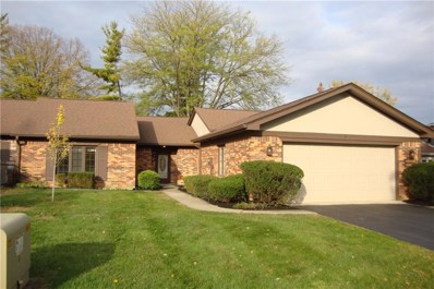 5328 Greenwillow Road UNIT 205, Indianapolis, IN 46226 - MLS#: 21606846