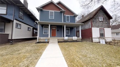 2945 N New Jersey Street, Indianapolis, IN 46205 - #: 21606857