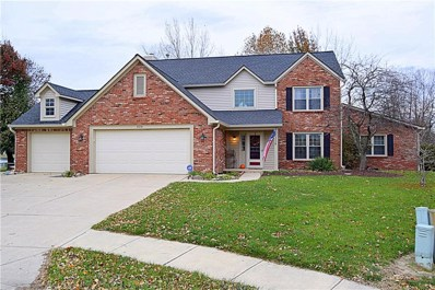 624 Creston Point Circle, Indianapolis, IN 46239 - #: 21606949