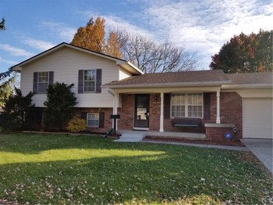 10009 Meadowlark Manor, Indianapolis, IN 46235 - #: 21606956