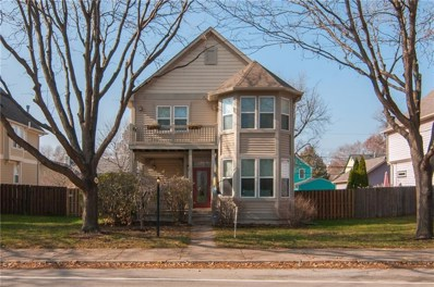 2522 Central Avenue, Indianapolis, IN 46205 - #: 21606971
