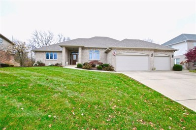 3577 Sugar Maple Court, Greenwood, IN 46142 - #: 21606974