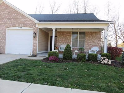1004 Park Place UNIT 1004, Sheridan, IN 46069 - MLS#: 21607086
