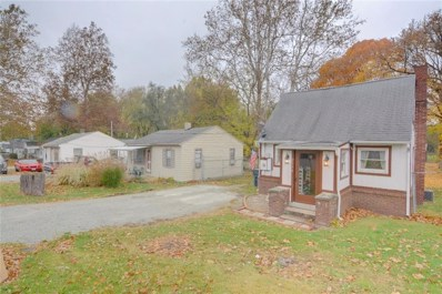 2100 E 38th Street, Anderson, IN 46013 - MLS#: 21607093