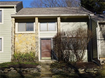 5642 Twin Lakes Court, Indianapolis, IN 46237 - MLS#: 21607199