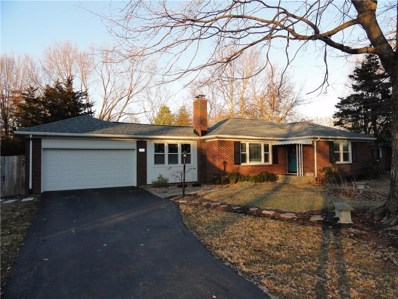 3202 E 48th Street, Indianapolis, IN 46205 - MLS#: 21607233