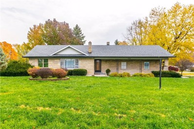 1221 W Mount Pleasant West Street, Greenwood, IN 46142 - MLS#: 21607378