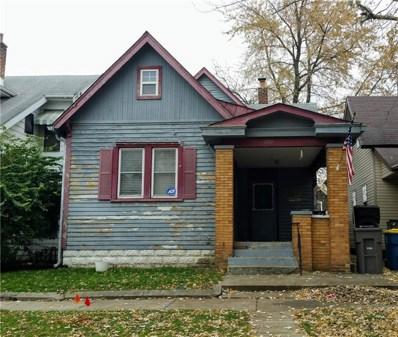 1737 S Talbott Street, Indianapolis, IN 46225 - MLS#: 21607393