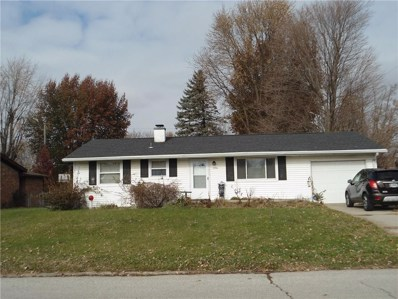 1006 Valley Drive, Crawfordsville, IN 47933 - #: 21607394
