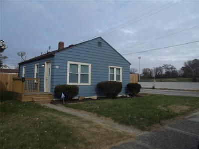 272 Hoefgen Street, Indianapolis, IN 46225 - MLS#: 21607413