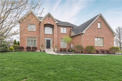 12947 Pontell Place, Carmel, IN 46074 - #: 21607449