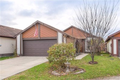 4122 Gamay Lane, Indianapolis, IN 46254 - #: 21607491
