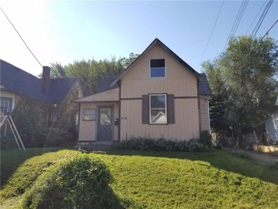919 Cottage Avenue, Indianapolis, IN 46203 - MLS#: 21607558