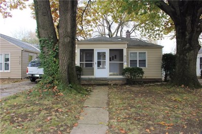 5121 Crittenden Avenue, Indianapolis, IN 46205 - #: 21607591