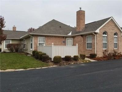 7347 Chapel Villas Lane UNIT A, Indianapolis, IN 46214 - #: 21607629