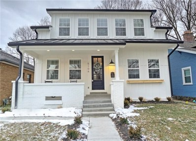 5106 Carrollton Avenue, Indianapolis, IN 46205 - #: 21607671