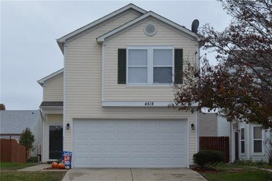 4518 Redcliff South Lane, Plainfield, IN 46168 - #: 21607715