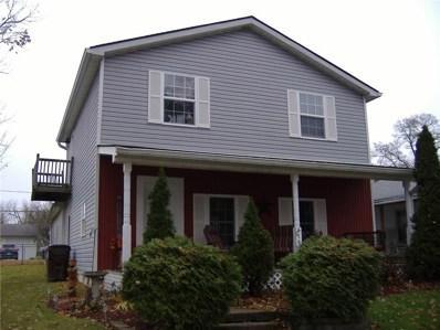 314 S Pennsylvania Street, Greenfield, IN 46140 - #: 21607735
