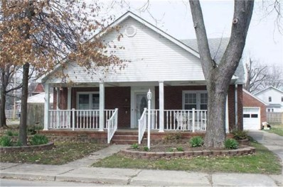 540 E Walnut Street, Martinsville, IN 46151 - MLS#: 21607924