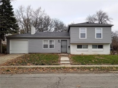 3742 N Chateau Lane, Indianapolis, IN 46226 - MLS#: 21607976