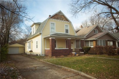 4322 Guilford Avenue, Indianapolis, IN 46205 - #: 21607978