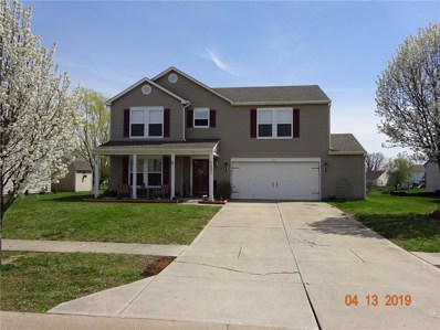 6441 Front Point Drive, Indianapolis, IN 46237 - #: 21608002