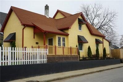 1665 S Talbott Street, Indianapolis, IN 46225 - MLS#: 21608099