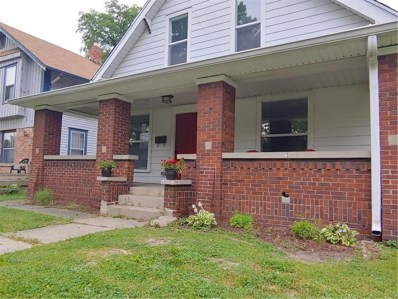 412 N Riley Avenue, Indianapolis, IN 46201 - #: 21608184