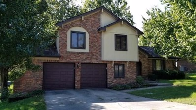 8407 Sandpiper Court, Indianapolis, IN 46256 - #: 21608260